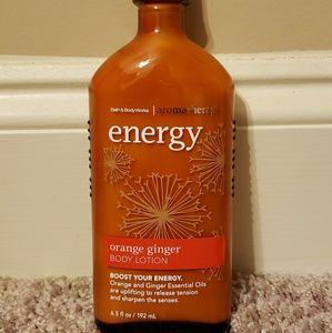 Energy Body lotion